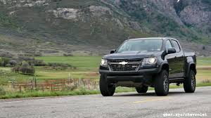 chevy baja truck street legal 5 things you need to know about the 2017 chevrolet colorado zr2