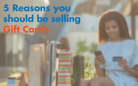 where can i sell gift cards in person selling gift cards 5 reasons you better be blue dog business