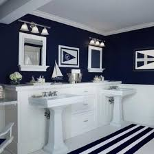 nautical bathroom ideas 30 modern bathroom decor ideas blue bathroom colors and nautical