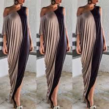 maxi dresses uk women summer evening party patchwork maxi dress in