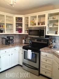 best kitchen cabinet without doors photos home decorating ideas kitchen backsplash without upper cabinets unfinished kitchen