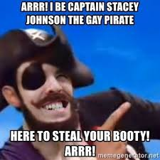 Pirate Meme Generator - you are a pirate meme generator