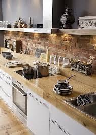 faux brick backsplash in kitchen backsplash faux brick backsplash in kitchen unique kitchen wood
