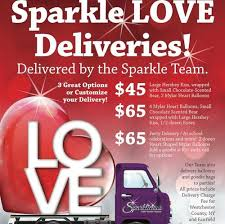 balloon delivery westchester ny the sparkle team will deliver for s day