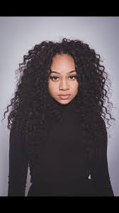 ombre crochet hairstyles croshades hairstyles fresh deep twist long crochet middle part