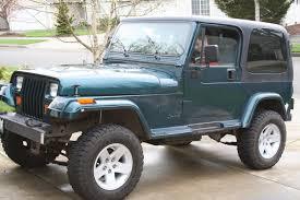 Jeep Rubicon Mpg 1995 Jeep Grand Cherokee Laredo