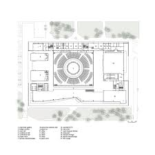 Banquet Hall Floor Plan by Gallery Of Tripoli Congress Center Tabanlioglu Architects 13