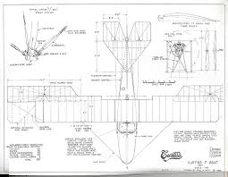 Model Ship Plans Free Download by Curtiss F Boat Plans Aerofred Download Free Model Airplane Plans
