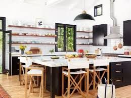kitchen magazines california home decorating inspiration from a home decorated with black paint