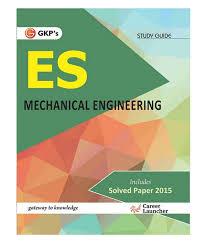 buy upsc es mechanical engineering guide 2016 book online at