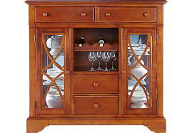 Shop For A Cindy Crawford Home Ocean Grove Fruitwood Curio At Rooms