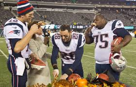 former patriot steve gregory who recovered fumble