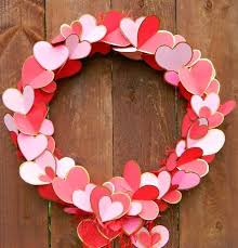 valentines day wreaths 27 awesome diy s day wreaths comfydwelling