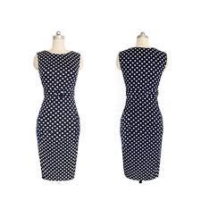 aliexpress com buy women beauty elegant polka dot bodycon