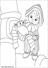 andy pandy 47 cartoons u2013 printable coloring pages