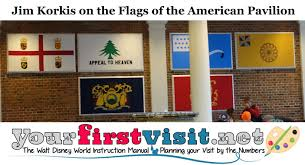 Appeal To Heaven Flag A Friday Visit With Jim Korkis The Flags Of The American