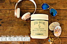 how to get healthy skin vital proteins review
