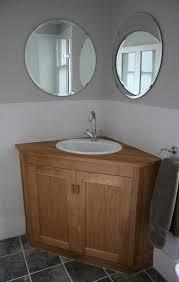bathroom mirror for corner sink mirror above corner sink mirror