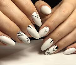 best 25 almond nail art ideas on pinterest fall almond nails