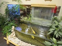 waterfall design for home house small garden waterfall designs