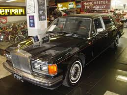 roll royce qatar 1989 rolls royce silver spur for sale 1867640 hemmings motor news