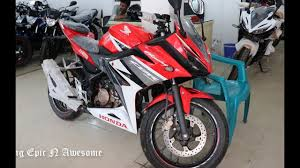 cbr 150r red colour price honda cbr 150r walkaround full hd youtube