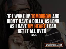 100 great hip hop quotes about happiness in wealthy gorilla