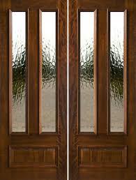 modern double front door 30 inch fiberglass entry doors with 5