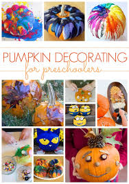 No Carve Pumpkin Decorating Ideas No Carve Pumpkin Decorating Ideas Pre K Pages