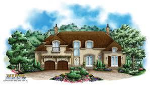 chateau montemere home plan weber design group naples fl