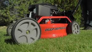 ariens razor walk behind lawn mower youtube