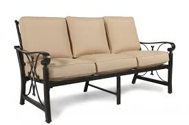 Agio Outdoor Patio Furniture by Agio Seville Patio Sofa Mathis Brothers Furniture