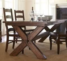 Cross Leg Table Foter - Kitchen table legs
