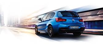 bmw 1 series 5 door at a glance