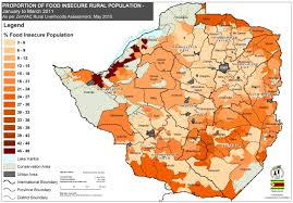 Map The Meal Gap Fao Wfp Crop And Food Security Assessment Mission To Zimbabwe