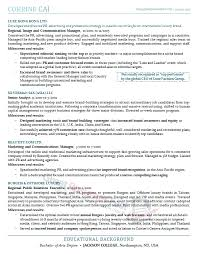 Sales And Marketing Resume Sample by Executive Resume Samples Professional Resume Samples