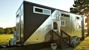 Fanciest Tiny House by Awesome Aviation Themed Tiny House With Reclaimed Aircraft Pieces