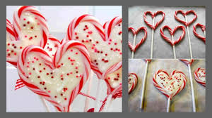 holiday craft candy cane lollipops 12 19 13 youtube
