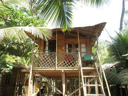 chambre d hote tantrique tantra cafe restaurant huts patnem photo de tantra cafe