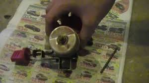 how to rebuild snowblower carburetor youtube