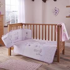 Tesco Nursery Bedding Sets Buy Clair De Lune 4pc Cot Bed Bedding Set Rabbit From