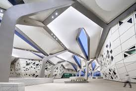 bmw showroom zaha hadid stunning kapsarc in riyadh by zaha hadid architects u2013 fubiz media