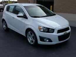 used chevrolet sonic for sale carmax