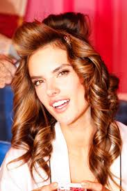 victoria secret hair cut look like an angel with victoria s secret fashion show products
