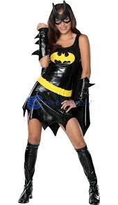 Batman Dark Knight Halloween Costume Batgirl Halloween Costume Black Dress Cosercosplay