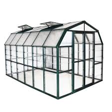 Greenhouse Floor Plans by Plastic Greenhouses Greenhouses U0026 Greenhouse Kits The Home Depot