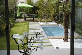 Pool Ideas For Small Backyard by Swimming Pool Ideas For Small Backyards Complete With Patio Plus