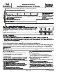 Free Fill In Resume Templates Irs W 9 Form Free Download Create Edit Fill And Print