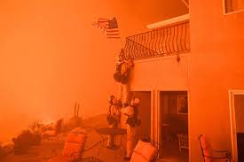 Wildfire California Video by California Wildfires Rip Through Parched Land Nbc News