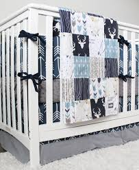 Deer Crib Sheets Arrow Crib Bedding Woodlands And Arrow Baby Boy Bedding